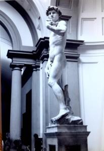 An image of David taken in 1989. Photo credit: L. Tripoli