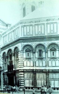 Florence's Duomo in 1989. Photo credit: L. Tripoli