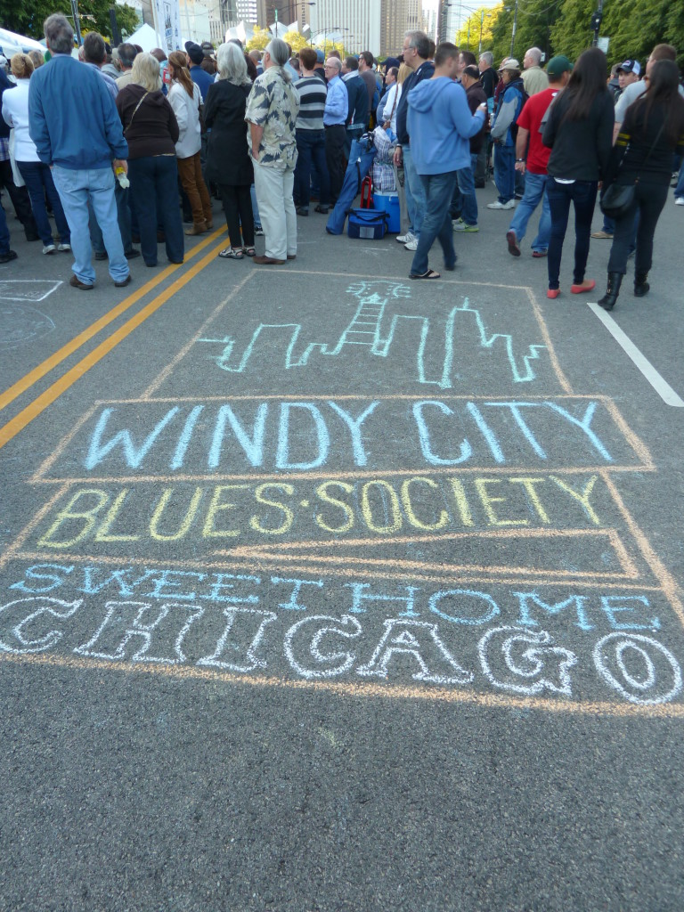 Windy City Blues Society Sweet Home Chicago