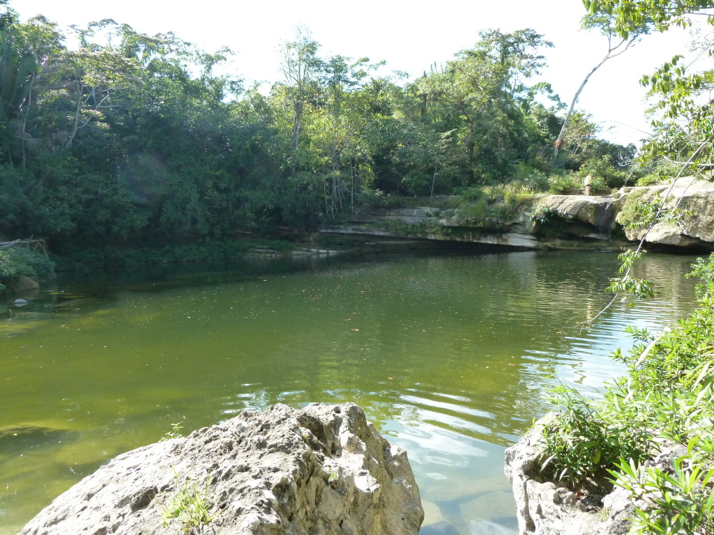 Rio Blanco National Park, Belize