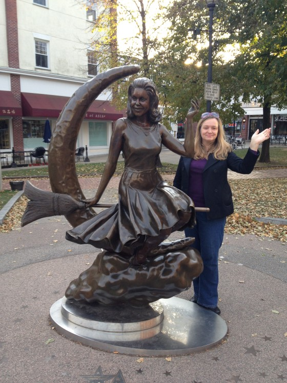 May visitors be lighthearted in Salem? Photo credit: M. Ciavardini