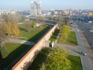 Moabit Prison Historical Park in Berlin.  Photo credit: M. Ciavardini