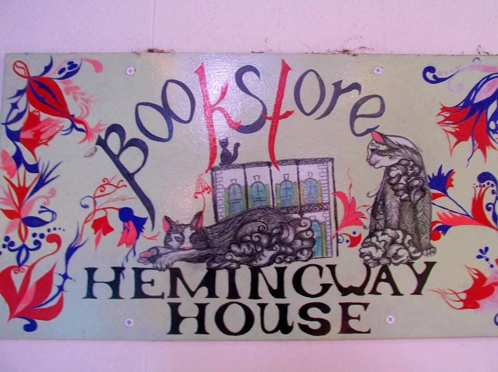 Hemingway House bookstore