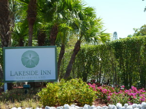 The Lakeside Inn on Marco Island, Fla. offers a bit of tranquility within a land of condos. Photo credit: M. Ciavardini