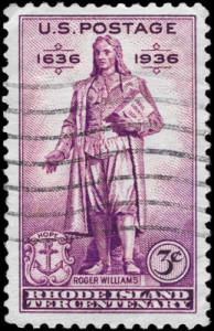 USA - CIRCA 1936 Roger Williams
