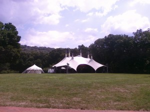 The theater at Boscobel Photo credit: L. Tripoli