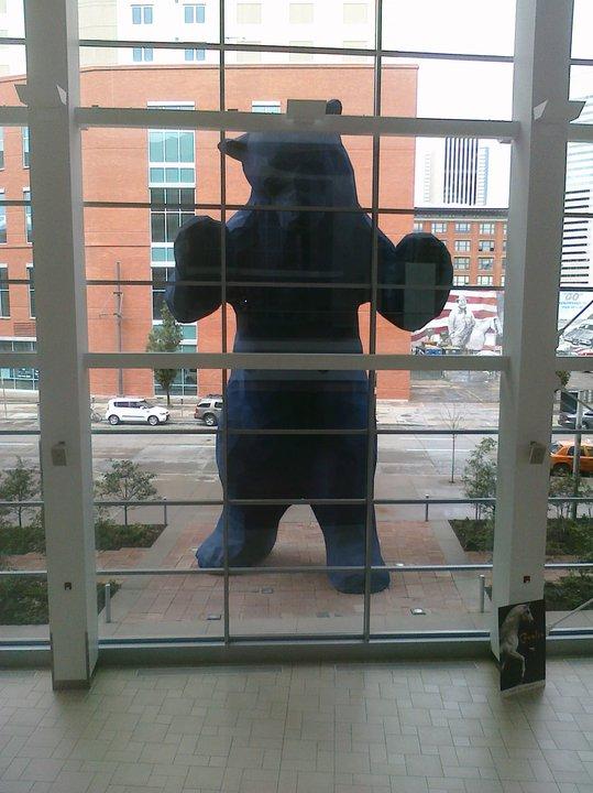 Street Art Bears: Denver, Berlin