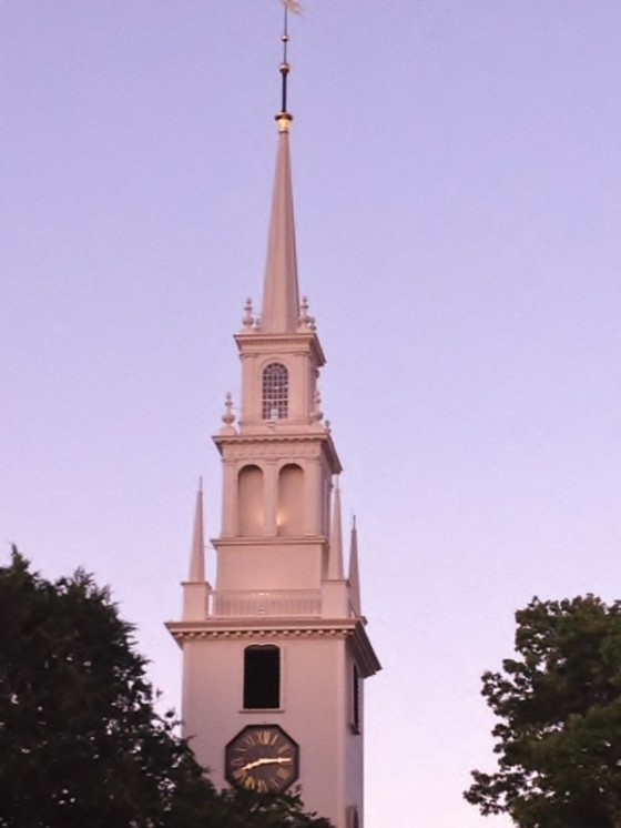 Trinity Church, Newport, R.I. Photo credit: M. Ciavardini