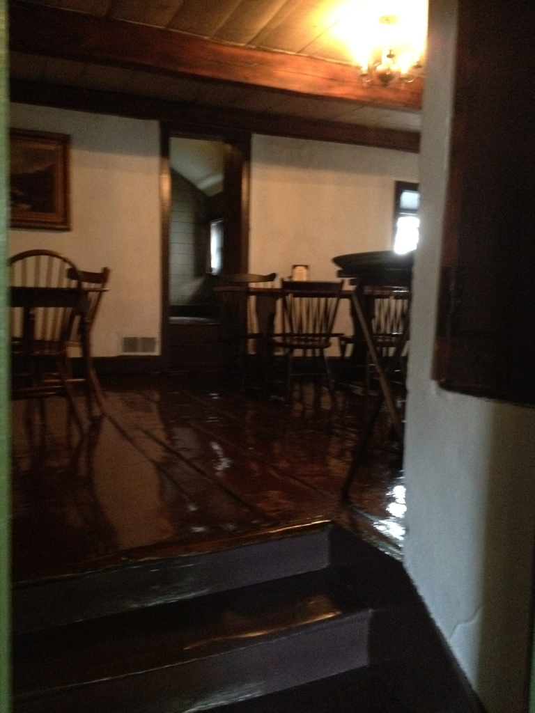 A dining room in the Hoffman House Tavern Photo credit: M. Ciavardini