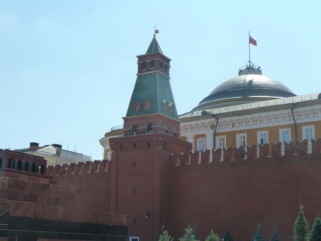The Kremlin, Moscow Photo credit: M. Ciavardini