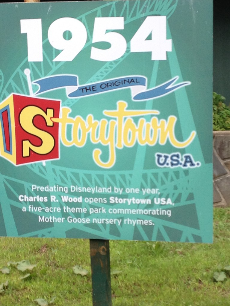 Storytown in Lake George, N.Y., preceded Disneyland. Photo credit: M. Ciavardini