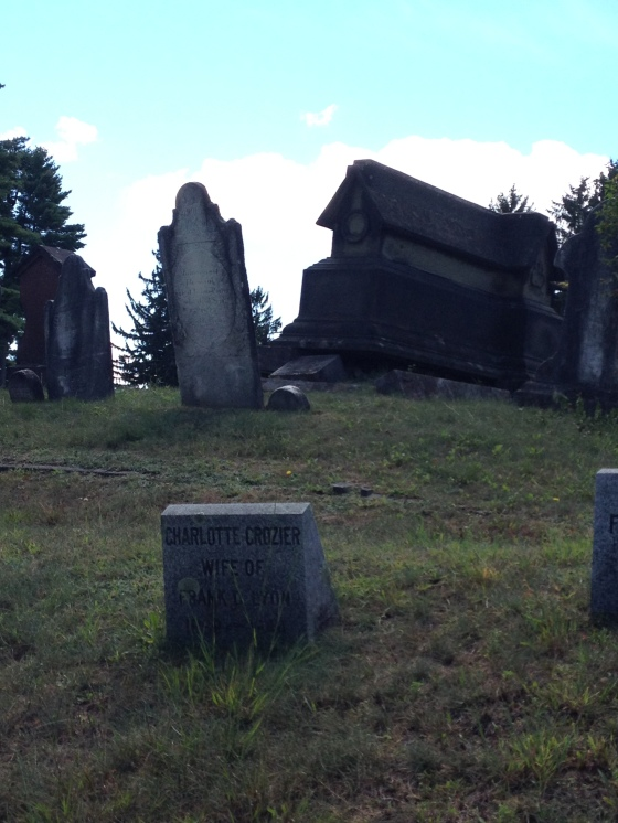 Greenridge Cemetery, Saratoga Springs, N.Y. Photo credit: M. Ciavardini