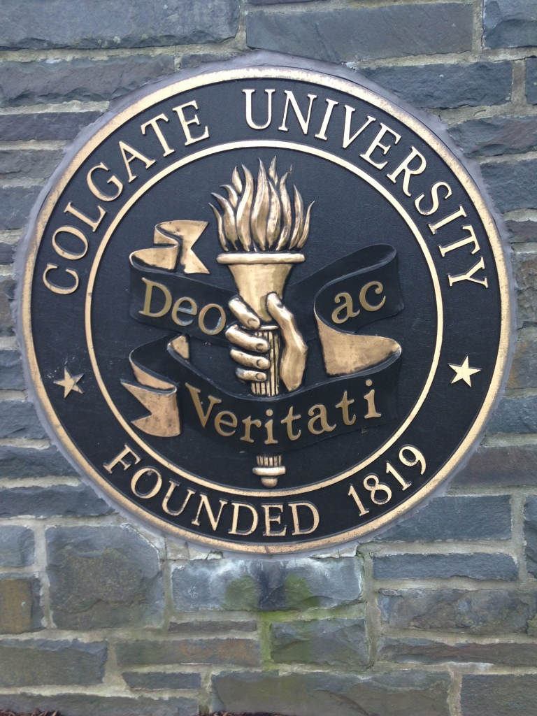 Hamilton, N.Y. is home to Colgate University. Photo credit: M. Ciavardini