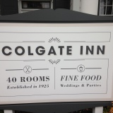 Forty rooms and fine food at the Colgate Inn, Hamilton, N.Y. Photo credit: M. Ciavardini