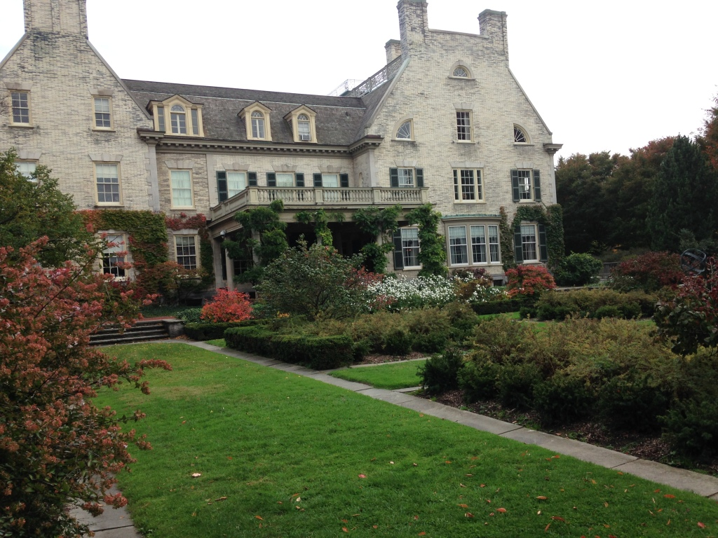 Kodak founder George Eastman's house, Rochester, N.Y. Photo credit: M. Ciavardini