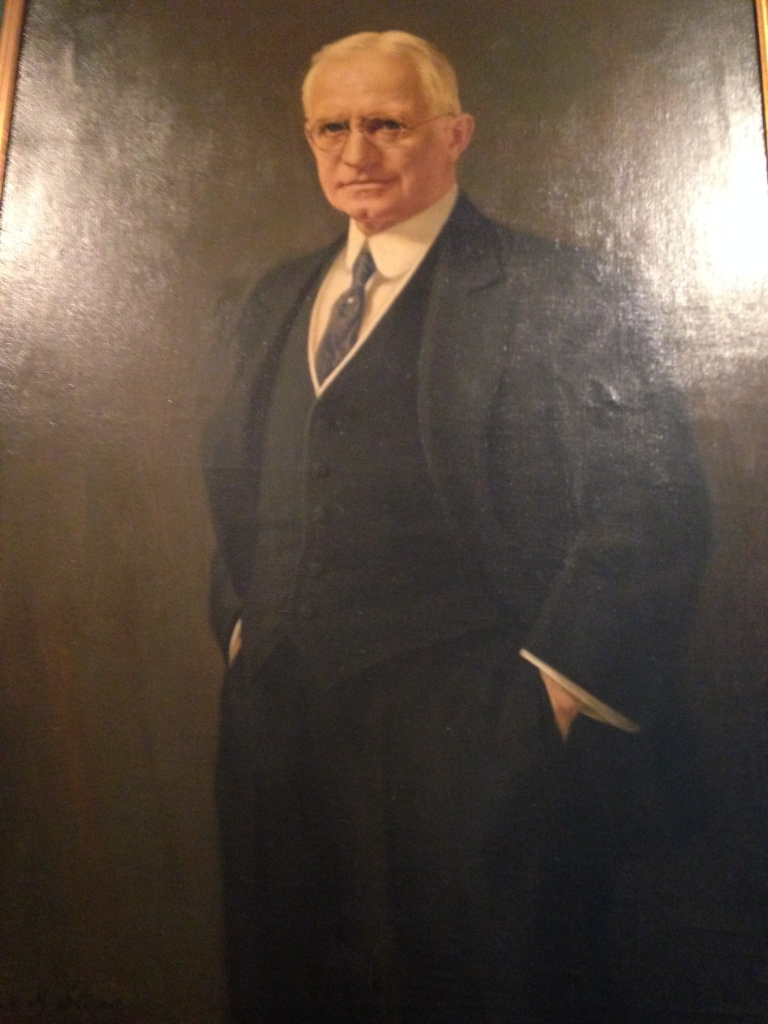 Portrait of George Eastman Photo credit: M. Ciavardini