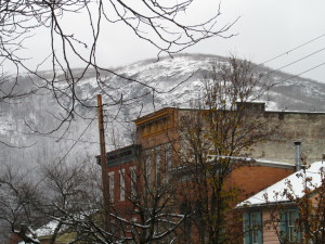 Cold Spring, N.Y. on a snowy day Photo credit: M. Ciavardini