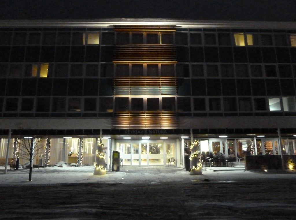 Hotel Natura, Reykjavik Photo credit: M. Ciavardini