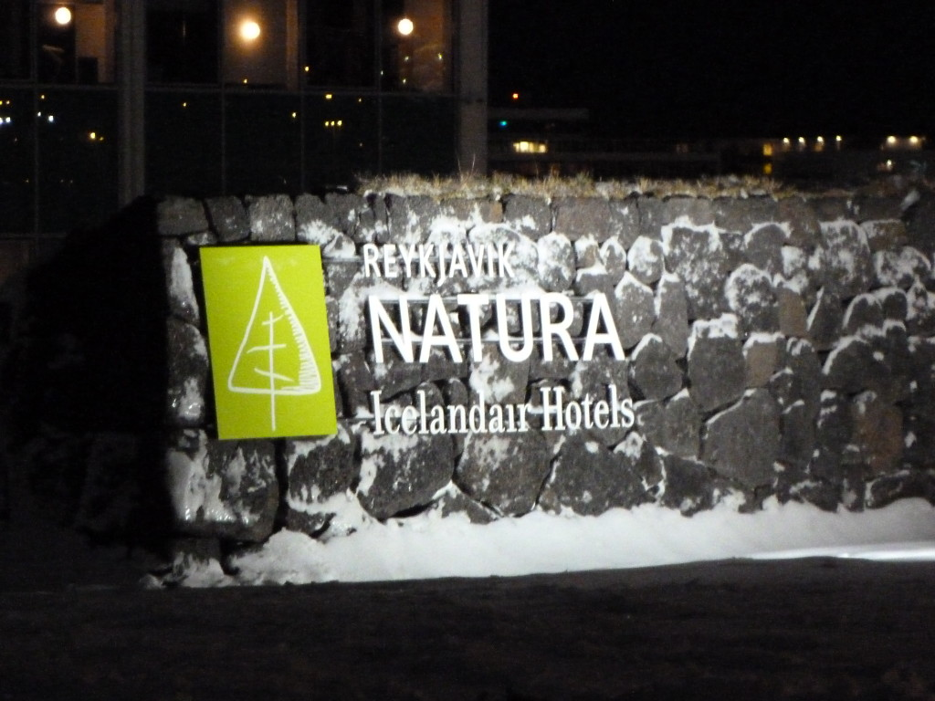 Hotel Natura in Reykjavik is conveniently located and desirably comfortable for travelers. Photo credit: M. Ciavardini