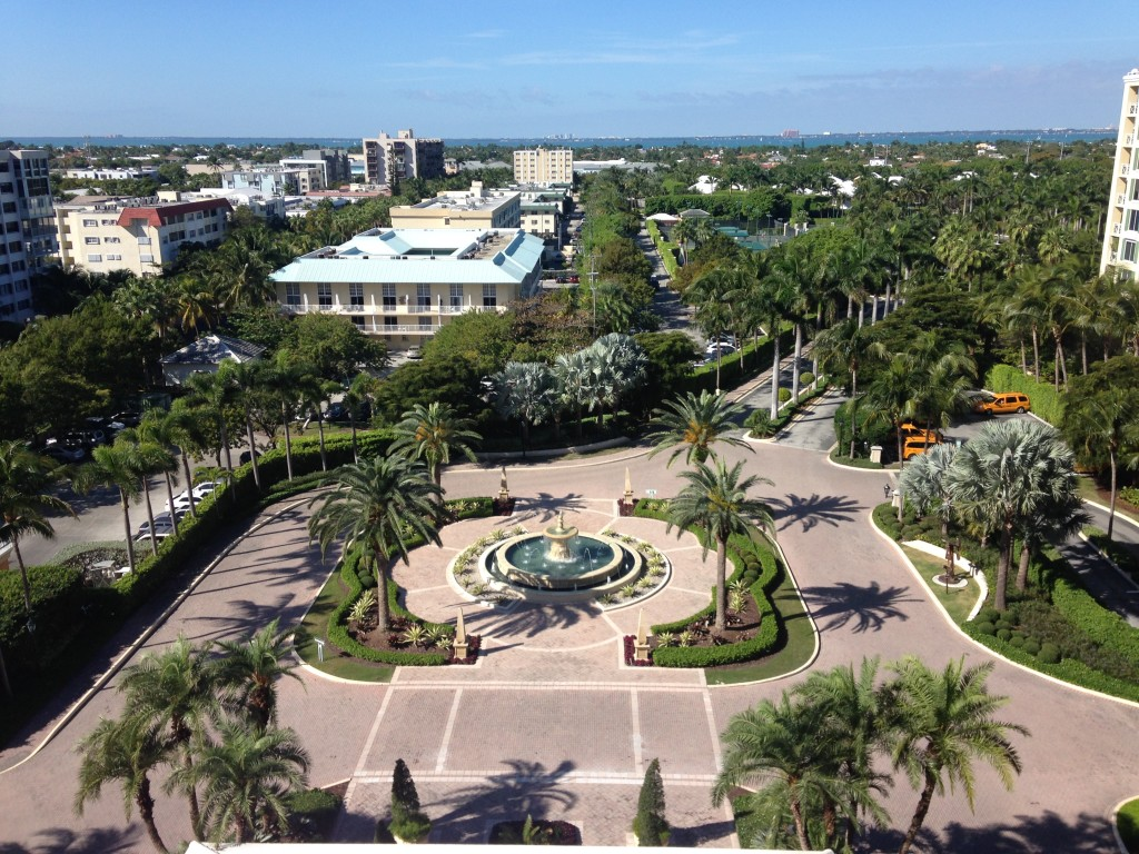 Welcome to the RItz-Carlton Key Biscayne. Photo credit: M. Ciavardini