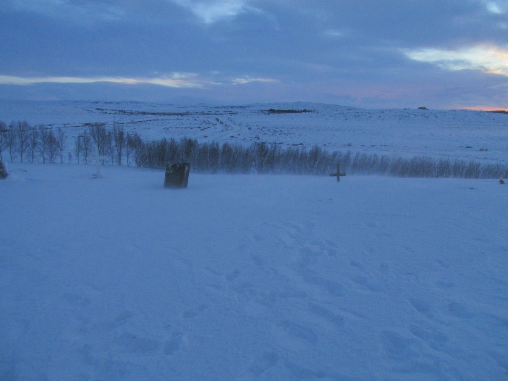 Graveyard at Skálholt Church, Iceland Photo credit: M. Ciavardini