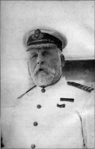 Titanic's captian, E. J. Smith
