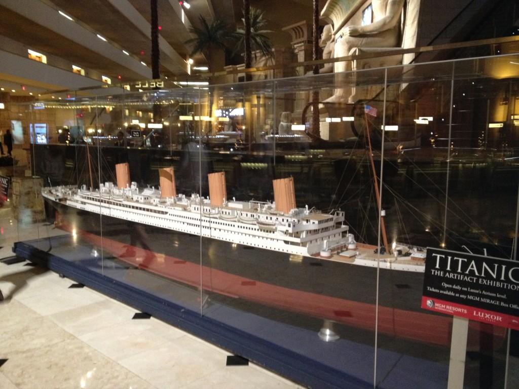 Titanic, Las Vegas