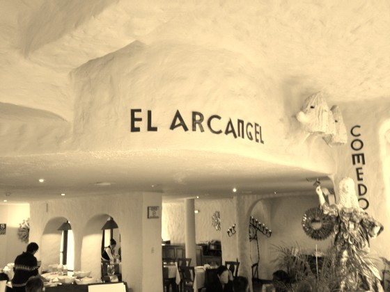 El Arcangel restaurant at the San Agustin International in Cusco, Peru Photo credit: M. Ciavardini