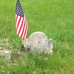 The grave of a Revolutionary War soldier at Old Southeast Church Cemetery in Brewster, N.Y. Photo credit: M. Ciavardini