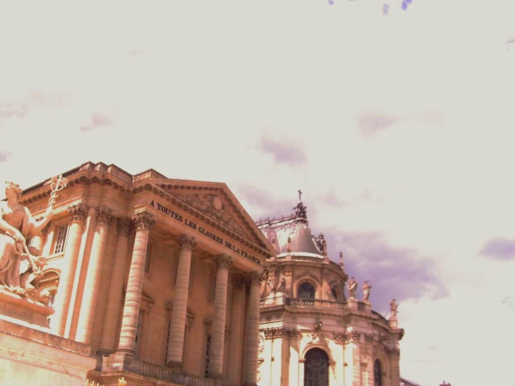 Versailles Photo credit: L. Tripoli