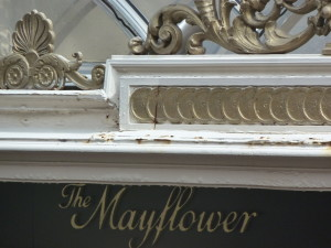 Not your mother's Mayflower Hotel. Photo credit: M. Ciavardini