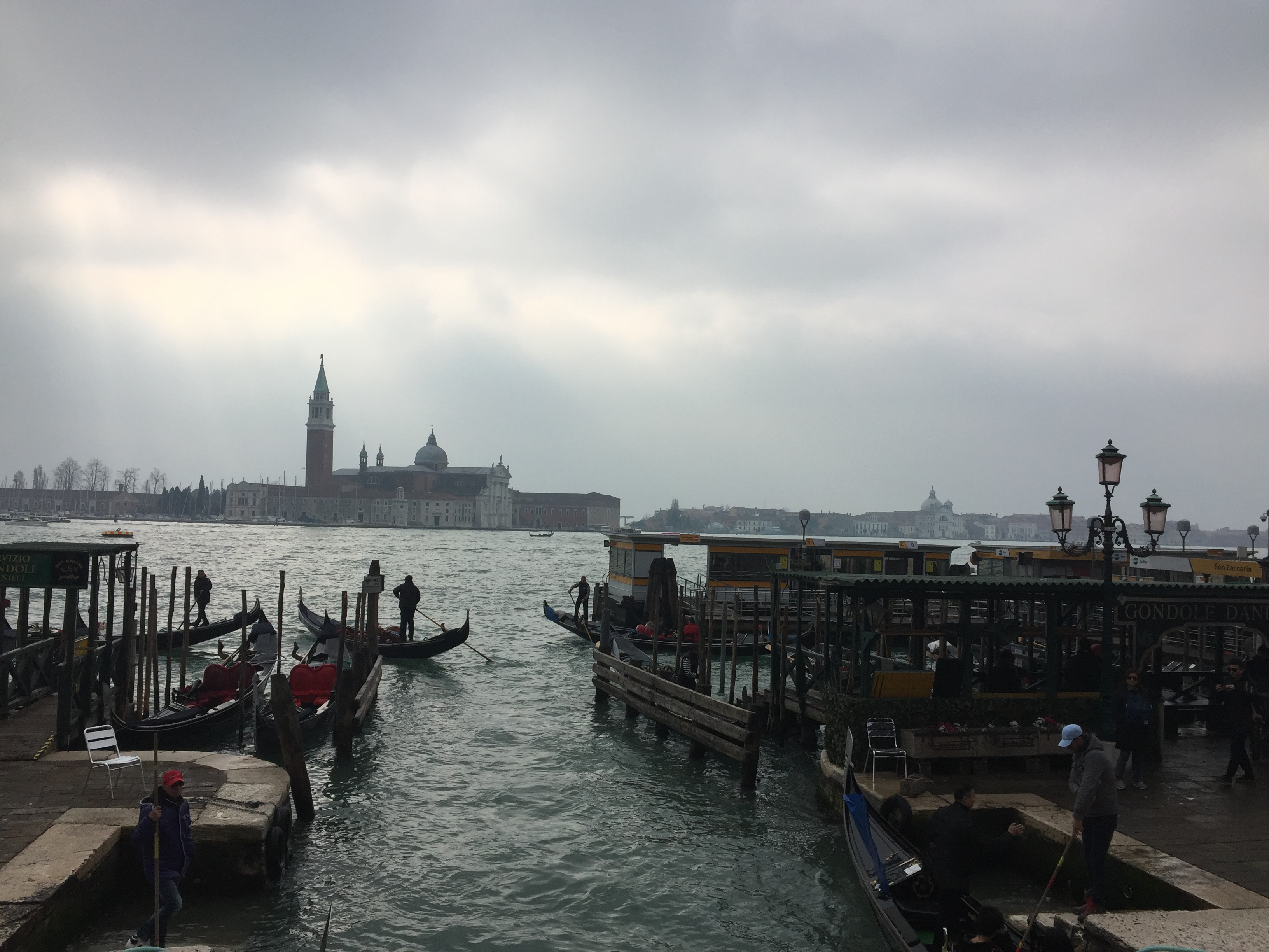 Will Venice still deliver magic when the weather is cold and gray? Photo credit: Michael Ciavardini