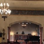 The music room at Caramoor Photo credit: M. Ciavardini