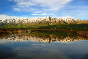 We know to expect breathtaking scenery on a visit to Utah, but what will we actually do? Photo courtesy of Logan, Utah/Cache Valley Visitors Bureau
