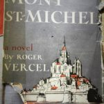 Tides of Mont St.-Michel book cover