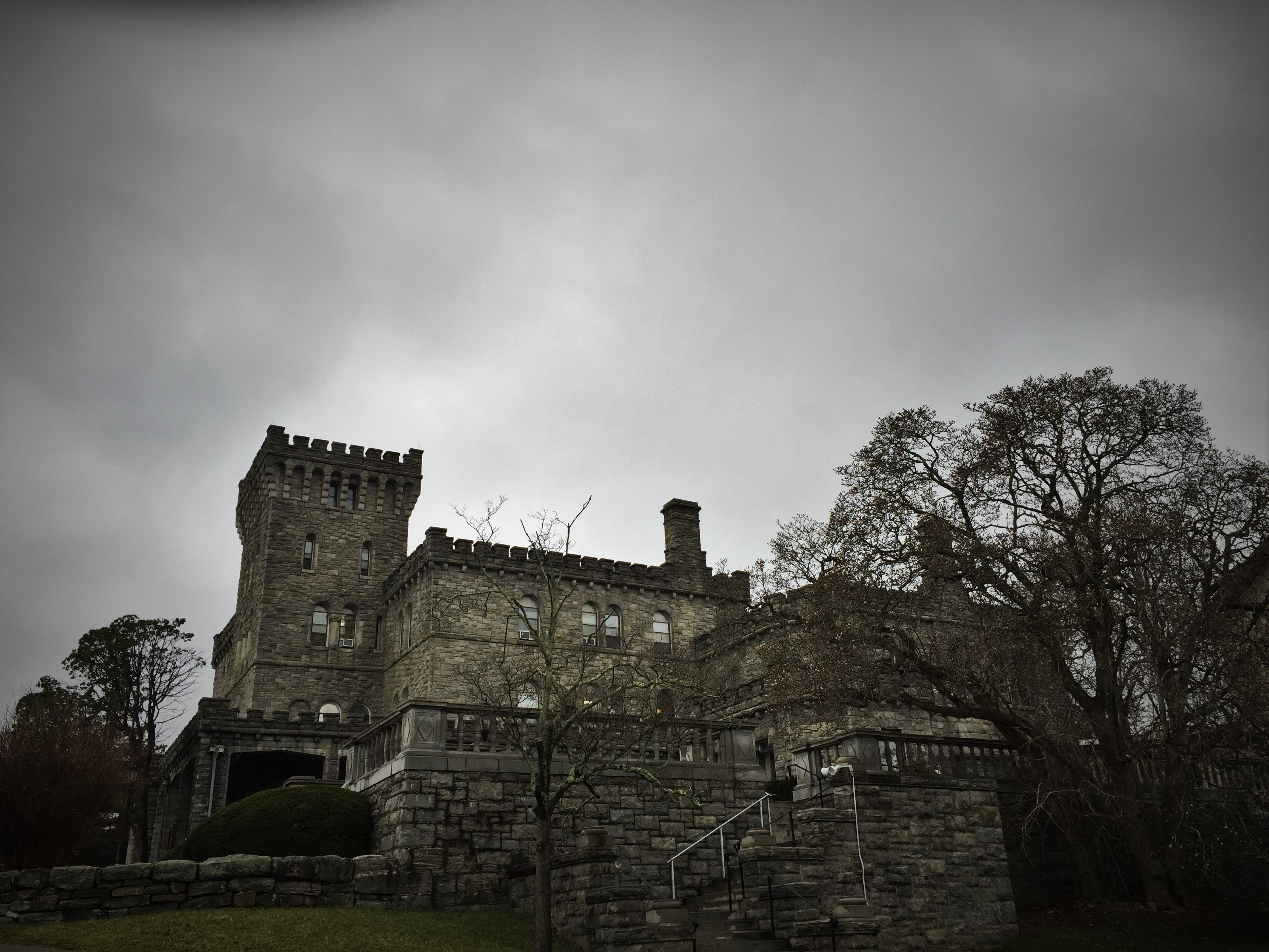 Castles close by: Reid Castle at Manhattanville College in Purchase, N.Y. Photo credit: M. Ciavardini