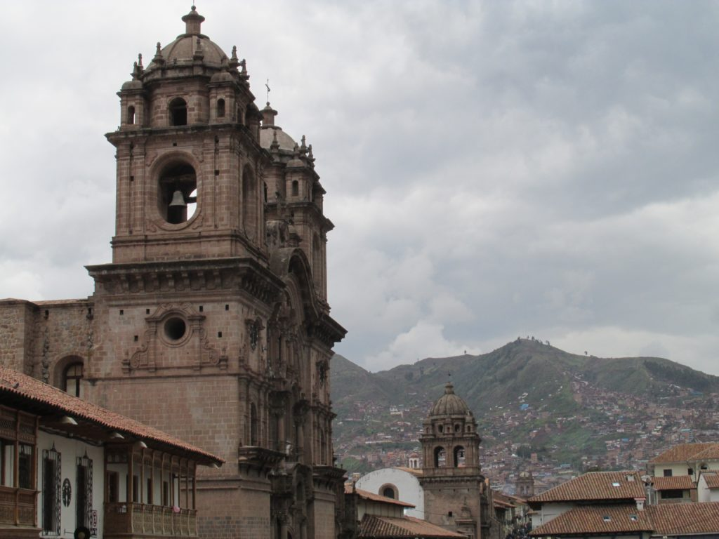 See some gold, guinea pigs, last suppers, and a somewhat swarthy Jesus at Cusco Cathedral in Peru. Photo credit: M. Ciavardini