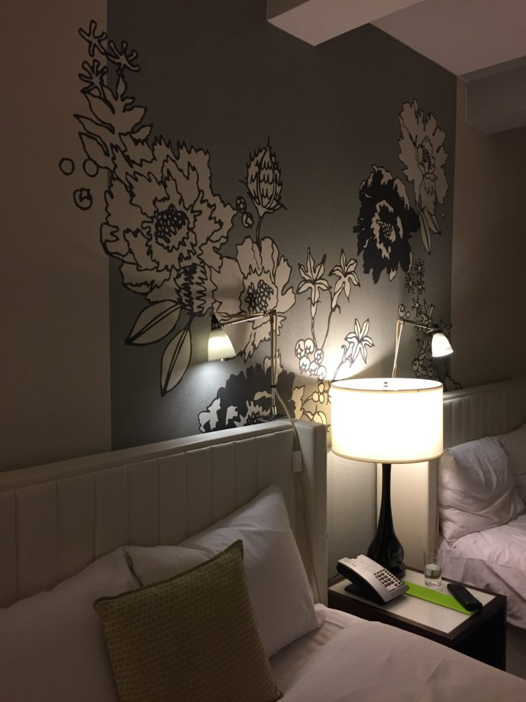Rooms at the Stewart Hotel are clean and cozy. Photo credit: M. Ciavardini