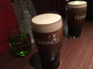 The Guinness is extra good when experienced in Dublin. Photo credit: M. Ciavardini