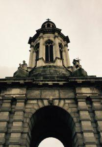 The Campanile at Trinity College, Dublin. Photo credit: M. Ciavardini