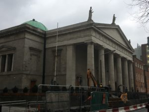 Saint Mary's Pro Cathedral in Dublin. Photo credit: M. Ciavardini