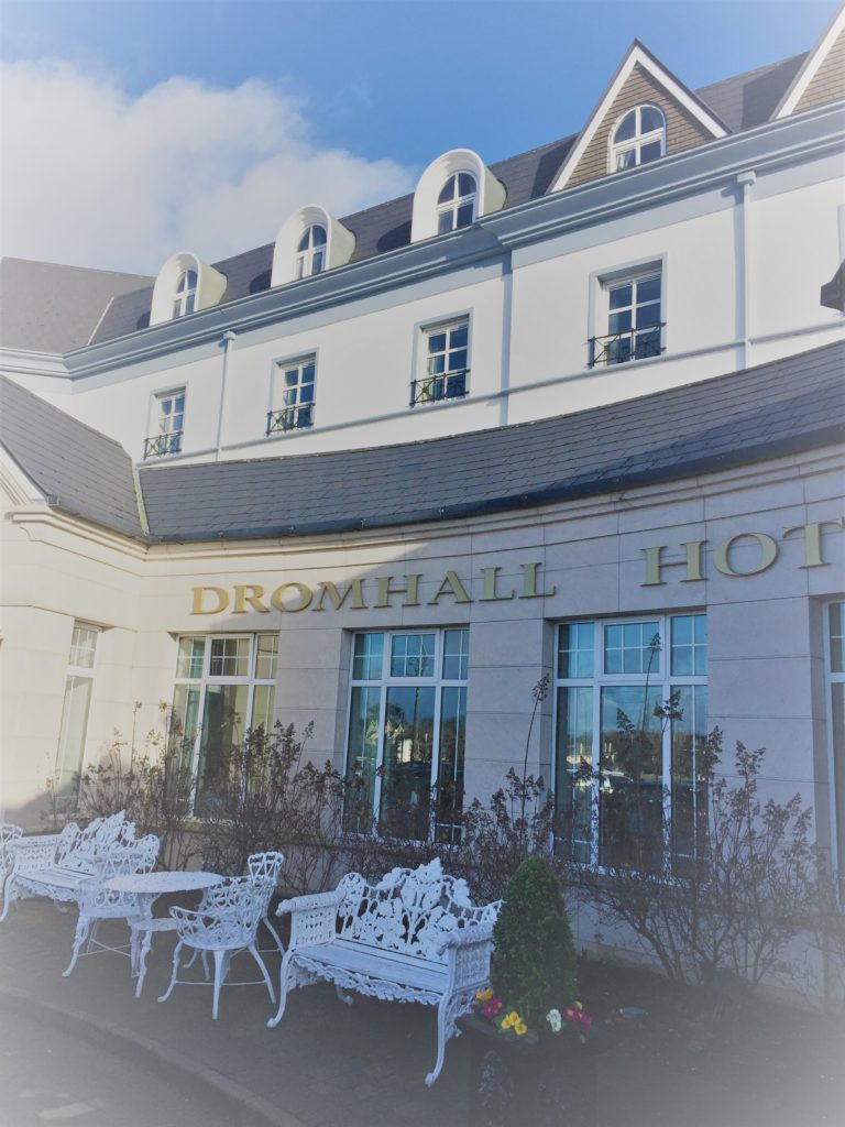 It's an easy walk from the Dromhall Hotel to town of Killarney. Photo credit: M. Ciavardini
