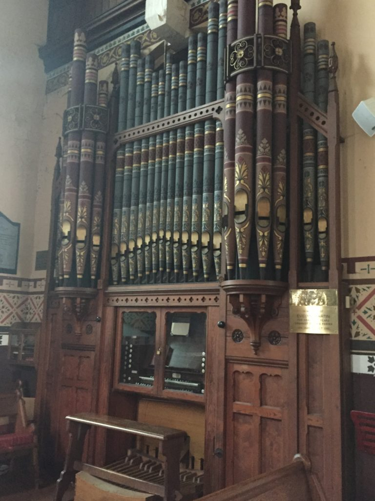 No matter your religious calling, if any, be prepared to indulge in a bit of spiritual tourism in Ireland. Here, the organ in St. Mary's Cathedral in Killarney. Credit: M. Ciavardini