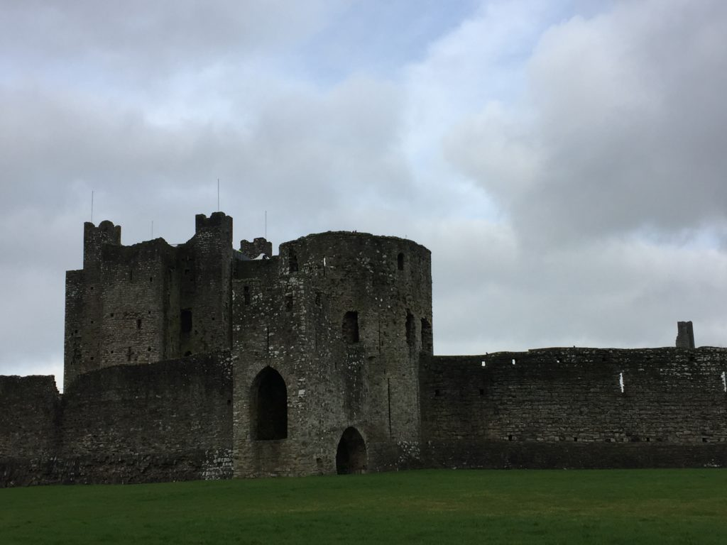 Trim Castle, built in the 1100s, served as a fortress as well as a home. Photo credit: M. Ciavardini
