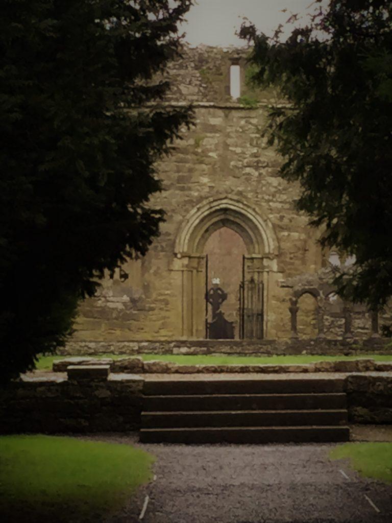 Cong Abbey in Cong, Ireland. Photo credit: M. Ciavardini.