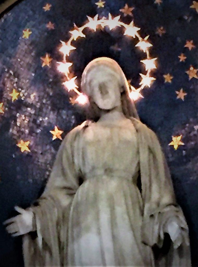 St. Mary's Pro Church in Dublin. Photo credit: M. Ciavardini.