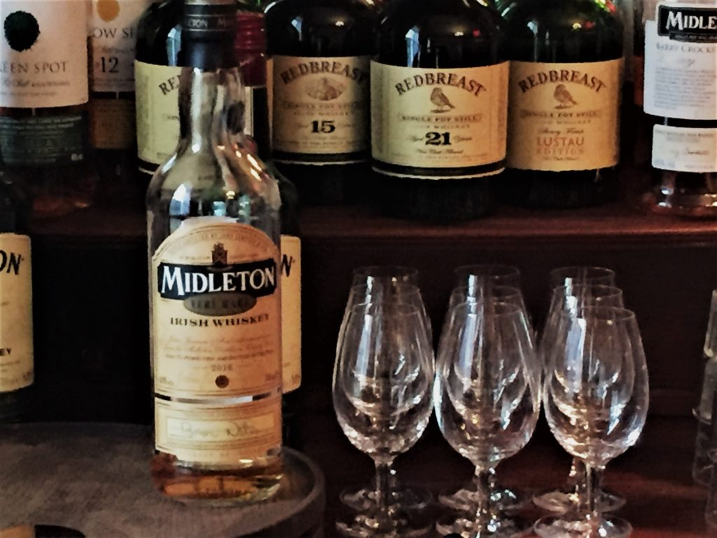 A visit to Midleton, Ireland, was rewarding in a number of ways. Photo credit: M. Ciavardini.