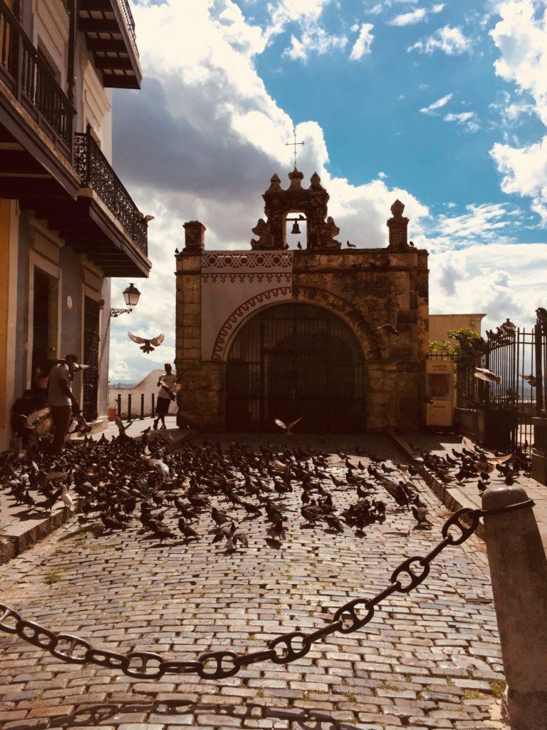 Christ Chapel in Old San Juan. Photo credit: M. Ciavardini.