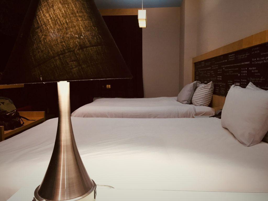 The Tryp Hotel in New York City