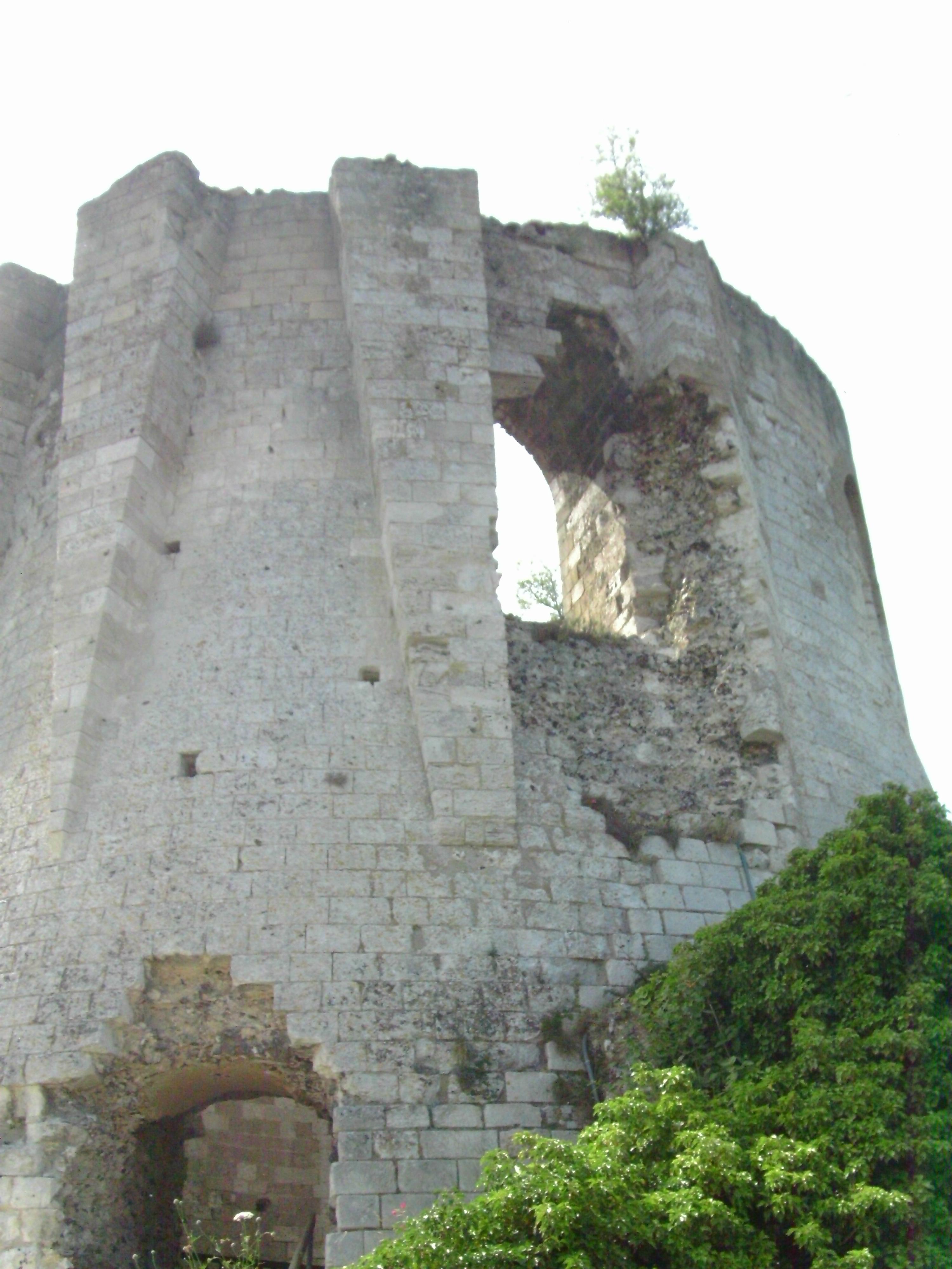 Chateau Gaillard exterior.JPG